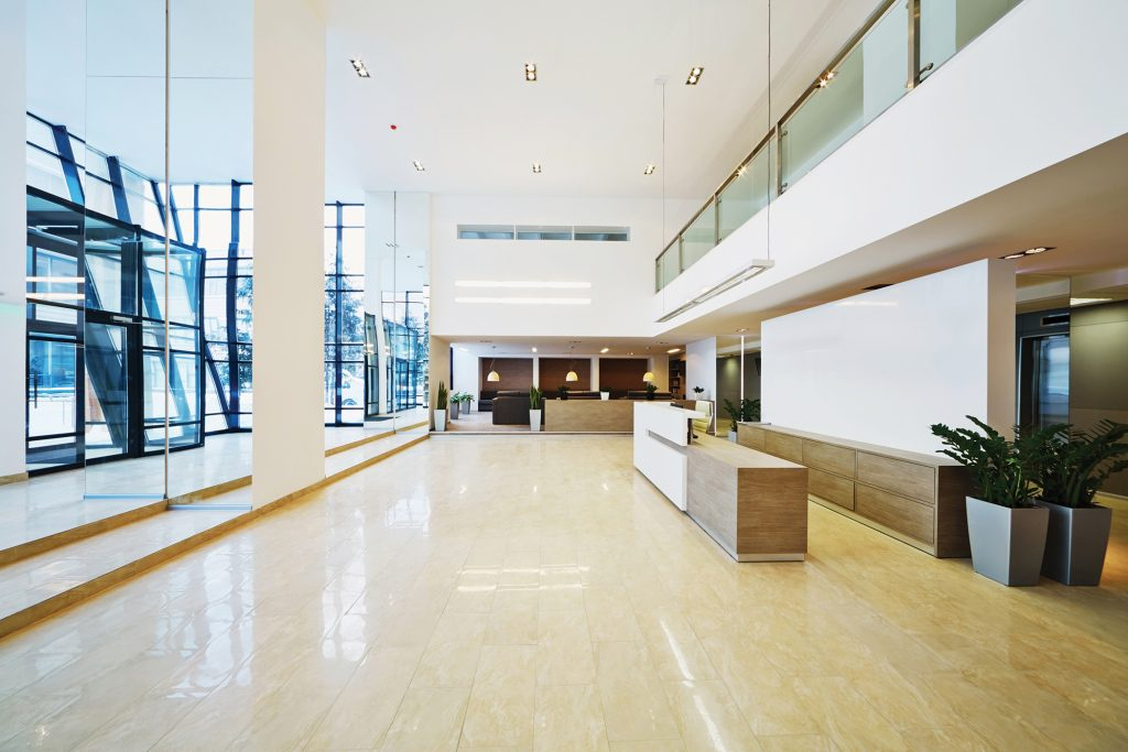 ARA Building - Joinery