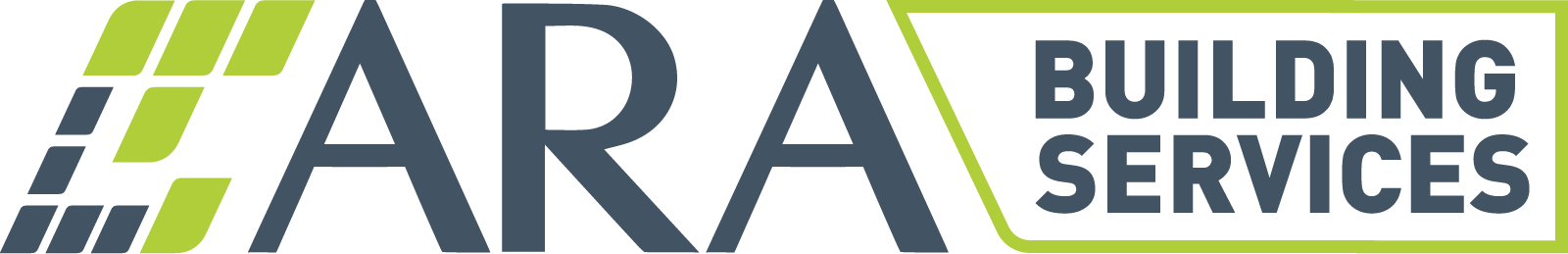 The ARA Building Logo